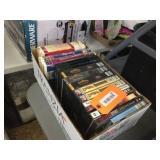 DVD movies & vhs