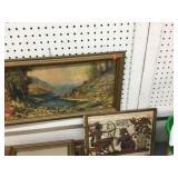 2 framed decorators