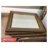 Framed picture frames