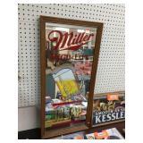 Frames Miller High Life mirror 17x37
