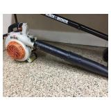 Stihl leaf blower does NOT work