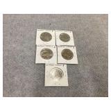 (5) northern Ontario dollars