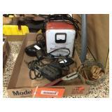 Battery charger & soldering Guns