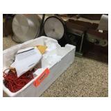 Central Machinery belt/disk sander