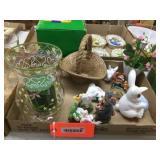 Rabbit decorators & assorted decorators