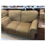 2 cushion love seat 63 inches long