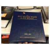 Most Honored events in US History Collectors album