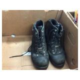 Pair of Milwaukee boots size 11.5 EE