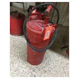 4 gallon hand fire extinguisher