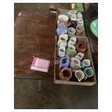 Ceramic pitchers