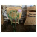 1170 CFM Fan, Plant stand, Misc