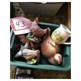 Chicken assortment