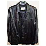 12b Wilson / M. Julian Leather Jacket