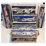 13a Seven Hess Trucks 1990-1999