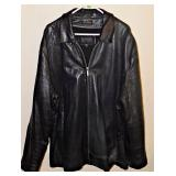 15A Wilson / Pelle Studio Leather Jacket