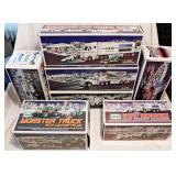 16a Seven Hess Trucks 2002 - 2008
