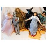 42 Presents Wizard Of Oz Dolls