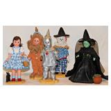 45 Mde Alexander Wizard Of Oz Figurines