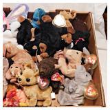 61a Twenty-Five Beanie Babies
