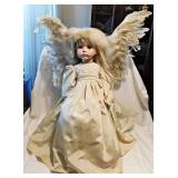 66 Linda Rick Porcelain Angel Doll