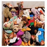 67a Twenty-Five Beanie Babies