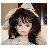 69 Linda Rick Porcelain Doll