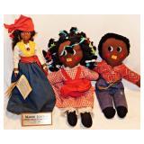 84 3 Gambina Dolls: Marie Laveau Plus