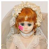 """125 Madame Alexander """"Elise"""" Bridal Doll"""