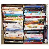 165 Fifty Plus DVDs Various Genres