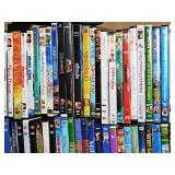 168 Fifty Plus DVDs Various Genres