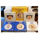 170 Hummel Anniversary Plates