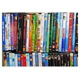 171 Fifty Plus DVDs Various Genres