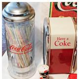 4b  Coca-Cola Kitchen Collectibles