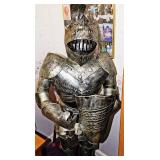 9  Reproduction Suit of Armor