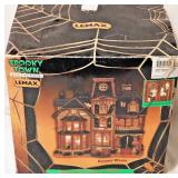 16b  Spooky Town Greaves Manor