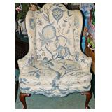 50  Wingback Armchair