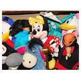 58a 23 Disney Store Bean Bag Minis