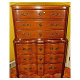 123  High Chest of Drawers