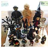 33b  Halloween Table Top Decorations