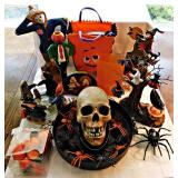 36b  Halloween Table Top Decorations
