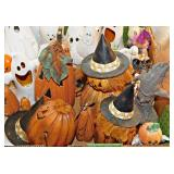39b  Halloween Table Top Decorations