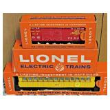 Lot 111A Lionel Trains New Old Stock MIB