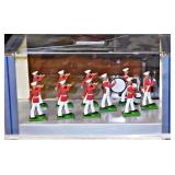 #13b Britains Marine Band Display Plus Drum & Bugle MIB