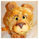 "#18b 1962 Mattel ""Larry The Lion"" Pull String Plush"