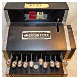 #21 American Flyer Toy Cash Register
