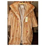 #24  Mink Coat w/ Matching Cap by Ozan Reading, PA