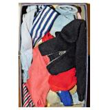 #27a  Vintage Barbie Doll, Trunk, Wardrobe, Accessories