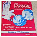 ##45a  1976 Presidential Campaign Items