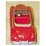 #50  Vintage Tin Lithograph & Rolled Steel Cars