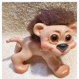 #58b  Original Dam Things Lion Troll Doll